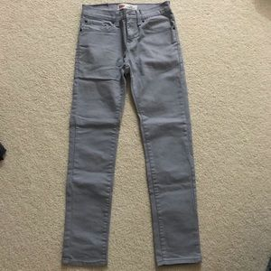 *NEW* Levi's 510 Grey Super Skinny Jeans